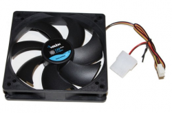 Merlion 8025 DC sleeve fan