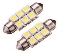Габаритные огни Iskra LED/HPLL 120306S-W/39 белые