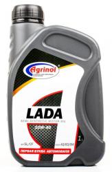 Агринол 10W-40 SL/CF LADA 1л