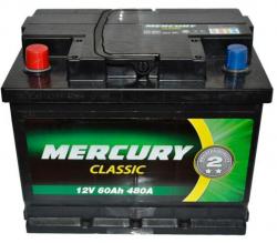 Mercury Classic 6СТ-60 Аз