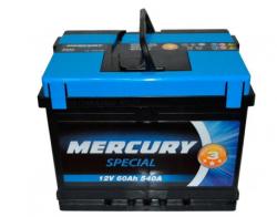 Mercury SPECIAL 6СТ-60 АзЕ