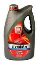 Моторное масло Лукойл Супер SAE 10W-40 API SG/CD, 1л