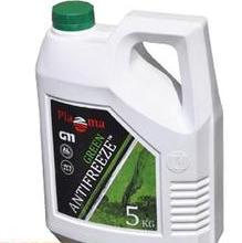 Антифриз Делфин Антифриз-40 Plazma 5 л зеленый G11