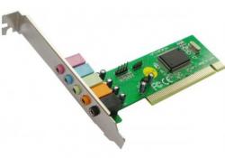 Звуковая карта C-Media PCI 32bit 6-Channels
