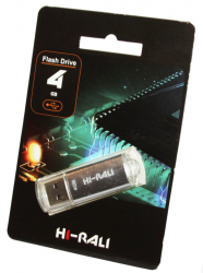 Hi-Rali Rocket series 4Gb Silver / HI-4GBVCSL