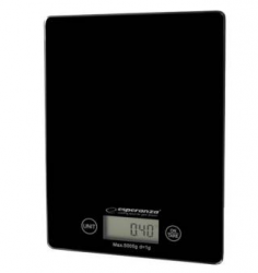 Весы кухонные Esperanza Scales EKS002K Black