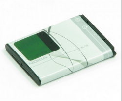 Аккумулятор Nokia BL-5B, Original, 890 mAh