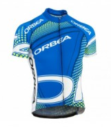 Джерси Orbea Jersey ShortSlv Race M Blue
