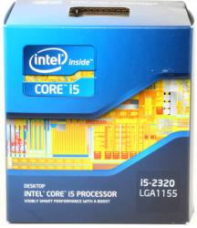 Intel Core i5-2320 3.0GHz/6MB (BX80623I52320) s1155 BOX