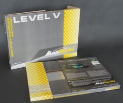 Виброизоляция  MaxLevel V2 700*500*2.3
