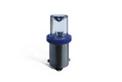 Габаритные огни Iskra LED/LL 120401-8B Т4 ВА9S синие (2 шт.)