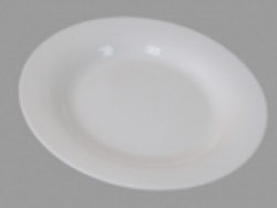 Tарелкa cуповая Luminarc Olax L1355 21,5см