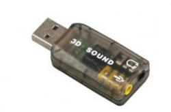 Dynamode 3D Sound (5.1) USB-SoundCard 2.0