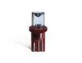 Габаритные огни Iskra LED/LL 120401-8R Т4 ВА9S красные (2 шт.)