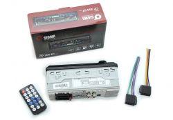 Автомагнитола SIGMA СP-300ВТ RGB (СP-300ВТ RGB) - Картинка 2