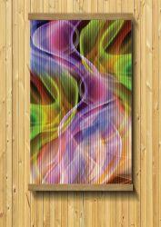 Инфракрасный пленочный обогреватель SunUp Цветной дым