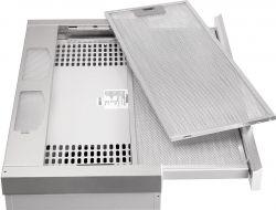 Вытяжка Pyramida TL 60 glass inox/white - Картинка 2