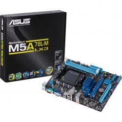 Материнская плата ASUS AM3+ M5A78L-M LX3 БН
