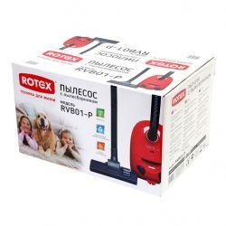 Пылесос ROTEX RVB01-P Red - Картинка 4