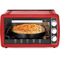 Электропечь Housetech 11003 red