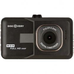 Видеорегистратор Discovery BB6 Full HD WDR (black) (BB6Wb)