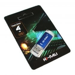Hi-Rali Rocket series Blue 4Gb / HI-4GBVCBL